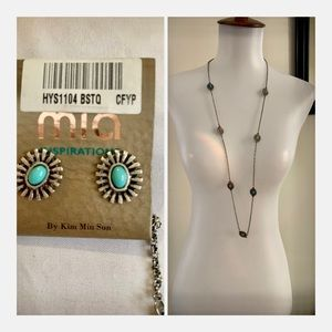 Southwest Jewelry Set NWT